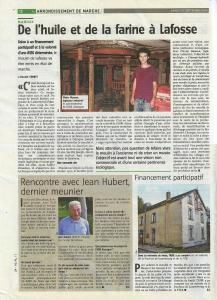 Article AL 27 septembre 2014
