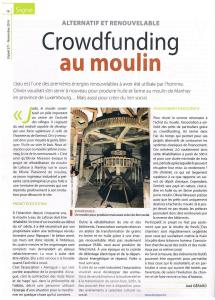 Article L'Appel novembre 2014